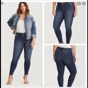 Torrid Straight Jeans